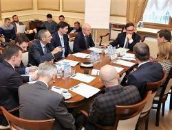 Алексей Алёшин с представителями «Деловой России» обсудил вопросы развития контрольно-надзорной деятельности в рамках компетенций РТН