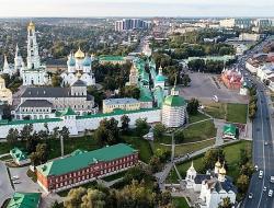 Андрей Чибис: Лучшие проекты благоустройства малых городов и исторических поселений будут определены 28 мая этого года