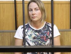 Арестованная дочь главы Северо-Западного РТН Елена Слабикова требует к себе сочувствия. Но про пропавшие миллиарды молчит…
