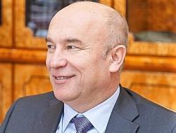 Хамит Мавлияров покинул свой пост замглавы Минстроя России и возглавил недавно созданный культурный фонд