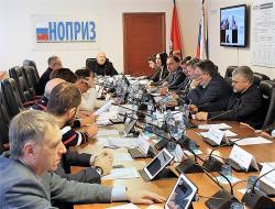 Комитет НОПРИЗ Азария Лапидуса провёл очередное заседание и почистил свои ряды