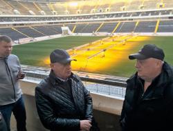 Леонид Ставицкий: В Главгосэкспертизу поступает откорректированная с учётом мнения ФИФА проектная документация по стадионам