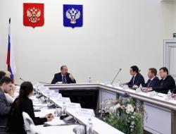 Михаил Мень: Будет усилено взаимодействие с Генпрокуратурой для наведения порядка в сфере градостроительства в регионах