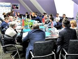 На Окружной конференции НОСТРОЙ по СФО вновь обсуждали перспективы использования процентов от размещения КФ