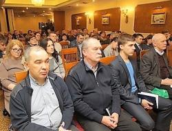 На семинаре в Санкт-Петербурге рассказывали про контроль договорных обязательств и предавали анафеме норму об «амнистии капиталов»