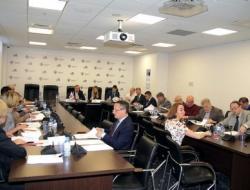 На заседании СПК обсуждали вопросы независимой оценки квалификации, профстандартов, образования и примеры оценочных средств