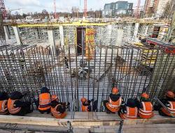 Несмотря на оптимизм министра, в ноябре в строительной отрасли продолжилась стагнация…