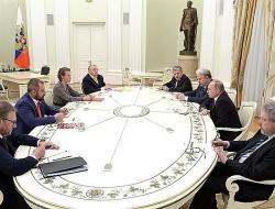 Передали ли Владимиру Путину «челобитную» от Михаила Богданова по поводу отмены саморегулирования?