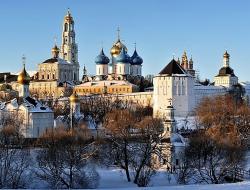 Сергиев Посад станет национальным духовным центром России