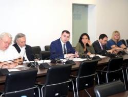 Состоялось заседание комитета НОСТРОЙ по развитию строительной отрасли и контрактной системе