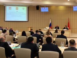 В совещании по вопросам ценообразования с троительстве приняли участие все субъекты ЦФО и СЗФО