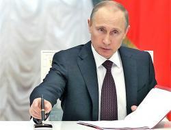 Владимир Путин подписал закон о внесении изменений в 214-ФЗ