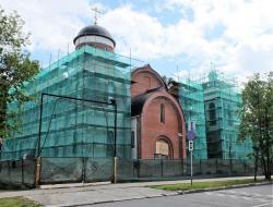 Владимир Ресин: Храм Николая Чудотворца в Тушине построят в конце 2018 года