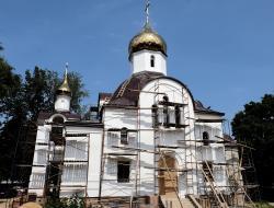 Владимир Ресин: Храмовый комплекс в честь Димитрия Ростовского будет готов к концу года