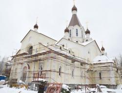 Владимир Ресин: На Пасху в храме княгини Ольги в Останкино пройдет первая литургия