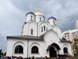 Владимир Ресин: Самый большой «Народный» храм района Южное Бутово готовится к сдаче