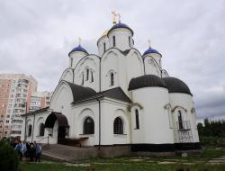 Владимир Ресин: Строительство храма в честь Введения во храм Пресвятой Богородицы завершат до конца этого года