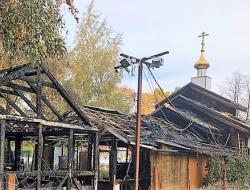 Владимир Ресин: Тот, кто поджёг храм, просто ограбил жителей, которые всем миром собирали деньги на его строительство!