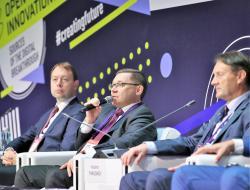 Владимир Якушев дал старт первому Международному форуму «Умные города для устойчивого развития»