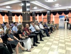 Все участники семинара по программе повышения квалификации в Махачкале сдали экзамен успешно!