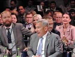 Завышенными требованиями к специалистам НРС заинтересовался глава Татарстана Руслан Минниханов