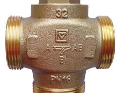 Основные преимущества трехходового клапана Herz