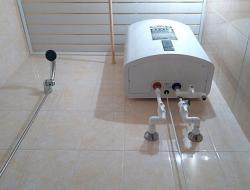 Зачем в доме устанавливать большие водонагреватели