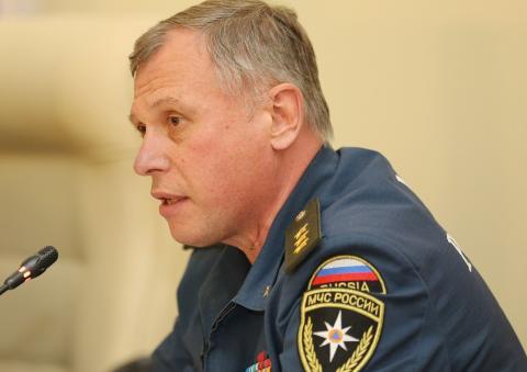 Александр Чуприян: МЧС России возвращают на прежние позиции в области надзора в строительстве