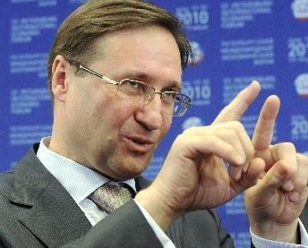 Алексей Алёшин объяснил коррупцию в своём ведомстве «косвенным соблазном»