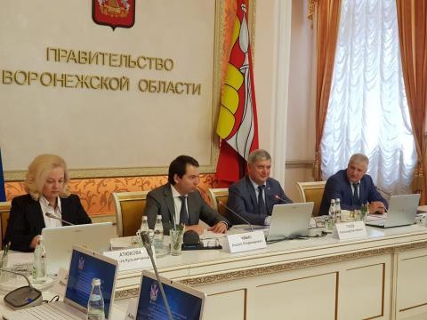 Андрей Чибис: При строительстве объектов водоснабжения необходимо внедрять новые эффективные решения