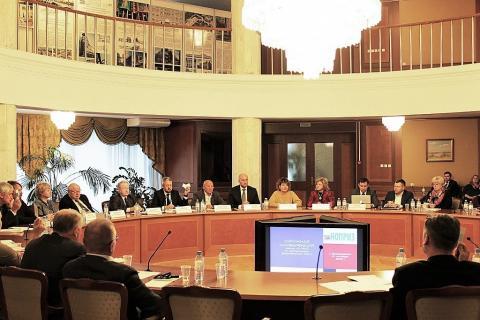 Делегаты ОК НОПРИЗ по ЦФО единогласно поддержали кандидатуру Михаила Посохина на должность президента Нацобъединения
