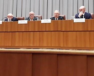 Делегаты Окружной конференции НОПРИЗ по Москве положительно проголосовали по всем вопросам…