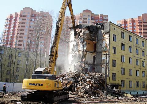 Ефим Басин: Чтобы запустить процесс реновации в регионах, необходимо дополнительное законодательное обеспечение!