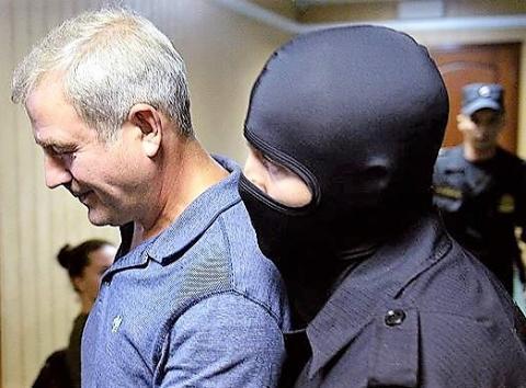 Экс-глава Спецстроя Александр Буряков получил за хищения пять лет колонии