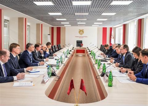 Игорь Манылов: Предэкспертиза будет начата с объектов РЖД