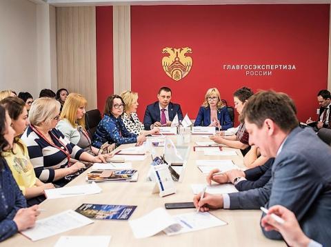 Ирина Лищенко: Главгосэкспертиза России формирует единую государственную сметно-нормативную базу