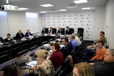 Как члены комитета НОСТРОЙ по развитию строительной отрасли и контрактной системе дружно обсуждали вопросы повестки