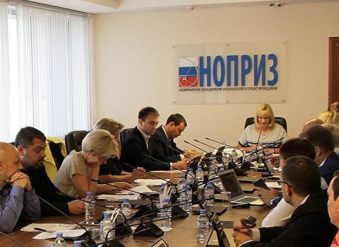 Комитет НОПРИЗ Юлии Илюниной подвёл итоги работы за Якорьполугодие, решил ряд важных вопросов и почистил свои ряды