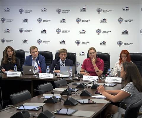 Комитет НОСТРОЙ обсудил и одобрил проект стандарта по охране труда