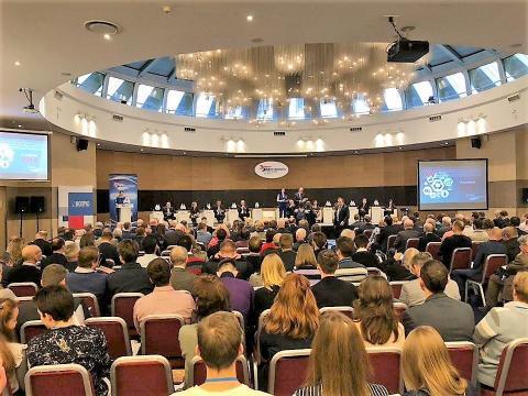 Конгресс «Энергоэффективность XXI век» собрал всех звёзд-профессионалов саморегулирования!