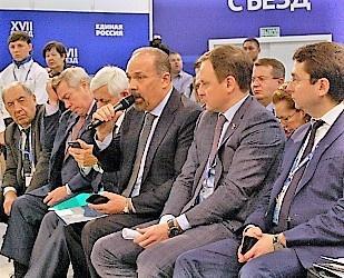 Михаил Мень: Переход от долевого к проектному финансированию жилищного строительства будет поэтапным