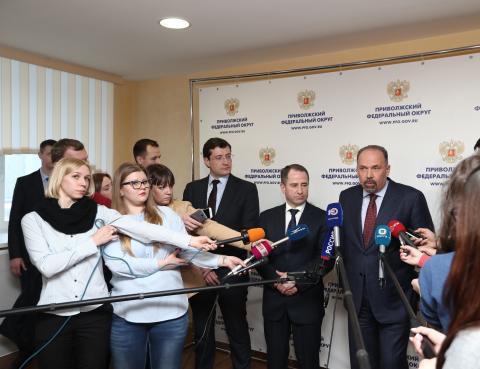 Михаил Мень: Порядка 5 миллиардов рублей получат регионы ПФО на реализацию приоритетного проекта «Ипотека и арендное жильё»