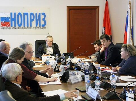 НОПРИЗ заключит соглашения о сотрудничестве с ведущими международными организациями в сфере градостроительного освоения подземного пространства