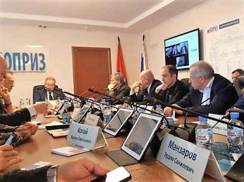 На заседании Совета НОПРИЗ сменили Хамита Мавлиярова на Олега Сперанского, дали «добро» трём НКО и не пустили в Ревком представителей УрФО