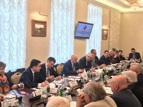 Никита Стасишин: Необходимо новое качество строительных технологий для строительства 120-ти миллионов квадратных метров жилья