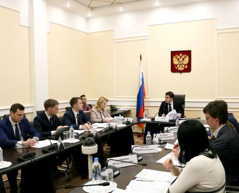 Никита Стасишин: Подведены предварительные итоги анализа «дорожных карт» по проблемным объектам ЮФО и СКФО
