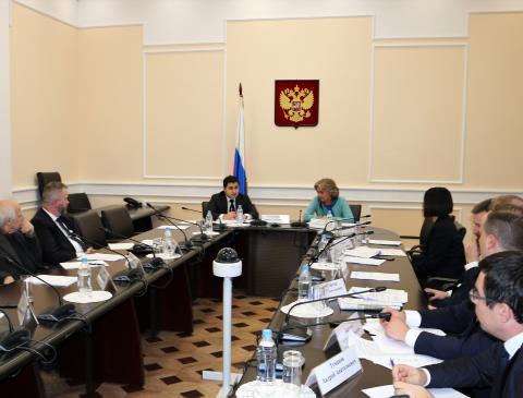 Никита Стасишин: В паспорте нацпроекта предусмотрена компенсация из бюджета за подключение территорий к сетям