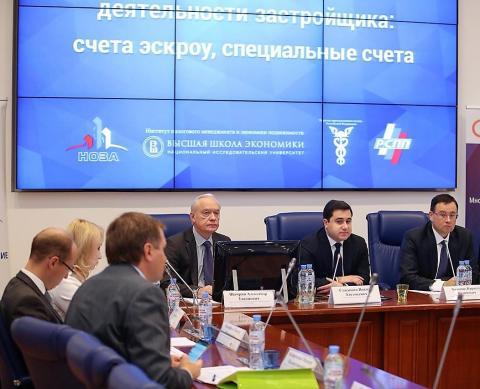 Никита Стасишин: Закон о долевом строительстве будет дополнен поправками в осеннюю сессию Госдумы