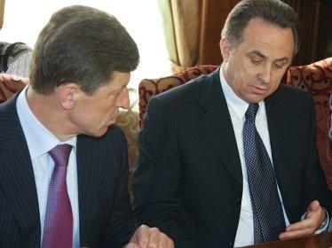 Новый Кабмин поделил обязанности. Стройка осталась за Виталием Мутко, а РТН достался Дмитрию Козаку
