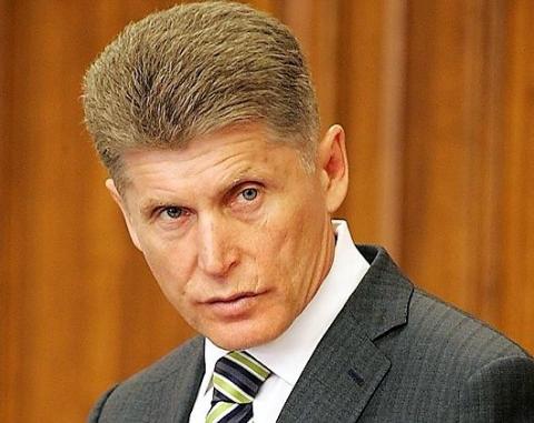 По заветам Палыча. Губернатор Сахалина Олег Кожемяко пришёл в ФАС для защиты региональных строителей